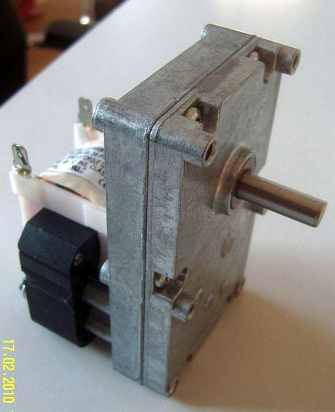 getriebemotor pelletsschnecke 1 5rpm 4160278 fachberater pelletheizungen. Black Bedroom Furniture Sets. Home Design Ideas