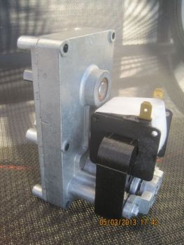 MELLOR-Getriebemotor FB1178, 1,0rpm, Wellen-Ø = 9,5 mm